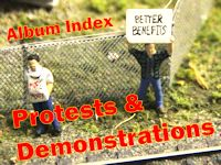 Protests & Demonstrations - Album Index