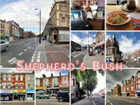 Shepherd's Bush, London