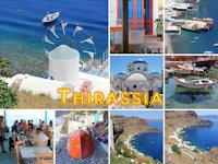 Thirassia, Greece