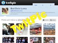 TwitPic photos for @BadDalaiLama (2011)