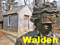 Walden & Concord, Massachusetts