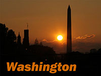 Washington DC (tourist areas)