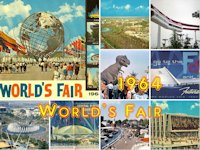 1964-65 World's Fair, Flushing Meadow, New York