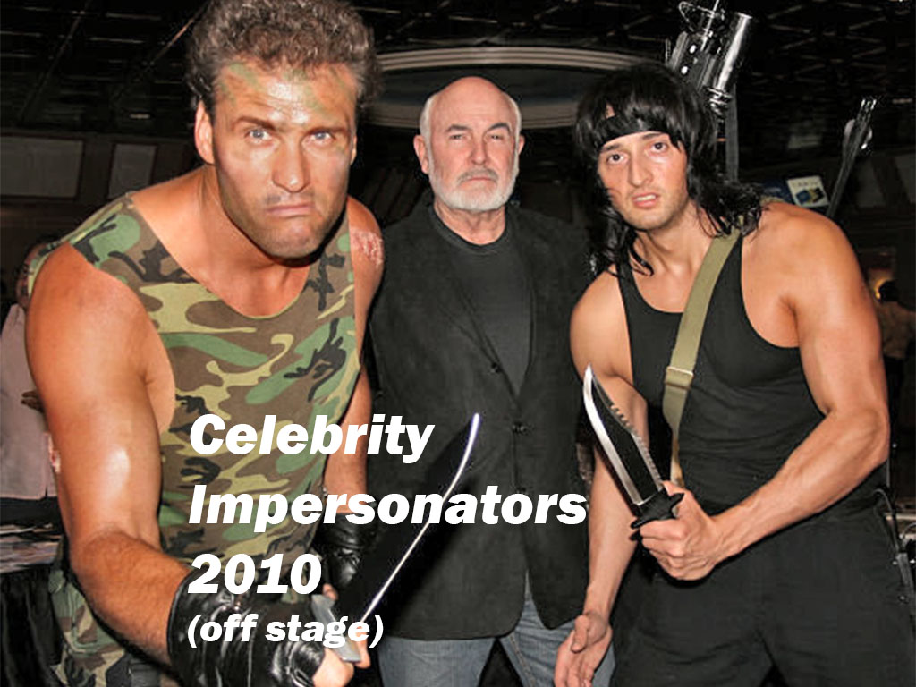 The Annual Celebrity Impersonators Convention-Las Vegas ...