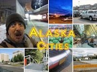 Alaska Cities: Anchorage, Fairbanks, Wasilla, Tok
