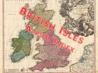 British Isles Album Index: England, Scotland, Ireland, Ulster