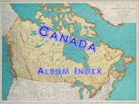 Canada Album Index