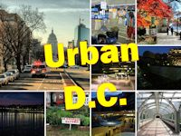Washington DC Urban Areas