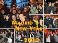 New Years Eve 2010 in Madrid