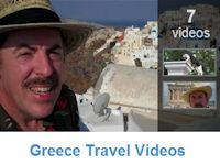 YouTube Playlist: Athens and Santorini.