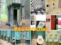 Restrooms around the World