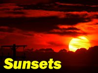 Sunset Porn - Best Sunset and Sunrise Photos (& the Moon)