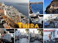 Thira, Santorini, Greece