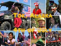 Tok, Alaska, 4th of July 2013