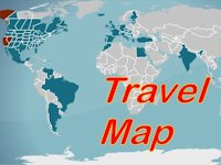 My Travel Map.